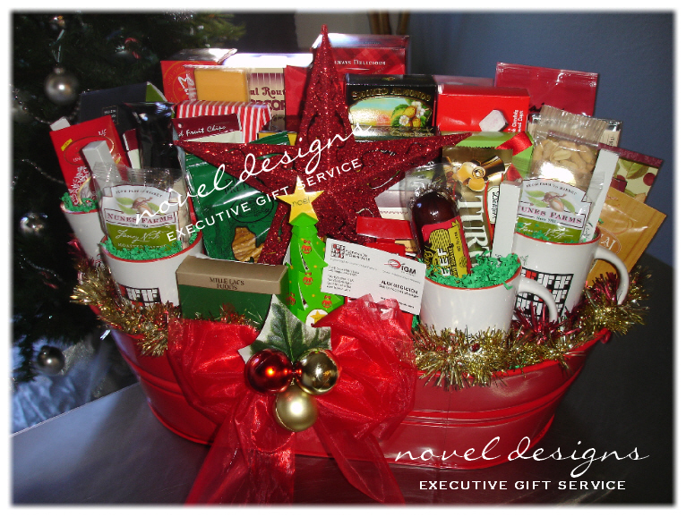 Holiday & Christmas Gift Baskets, Las Vegas Gift Basket ...