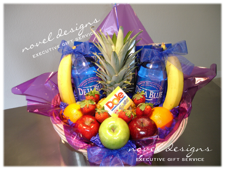 Healthy Birthday Gift Basket For Her : Gourmet gift baskets las vegas basket delivery