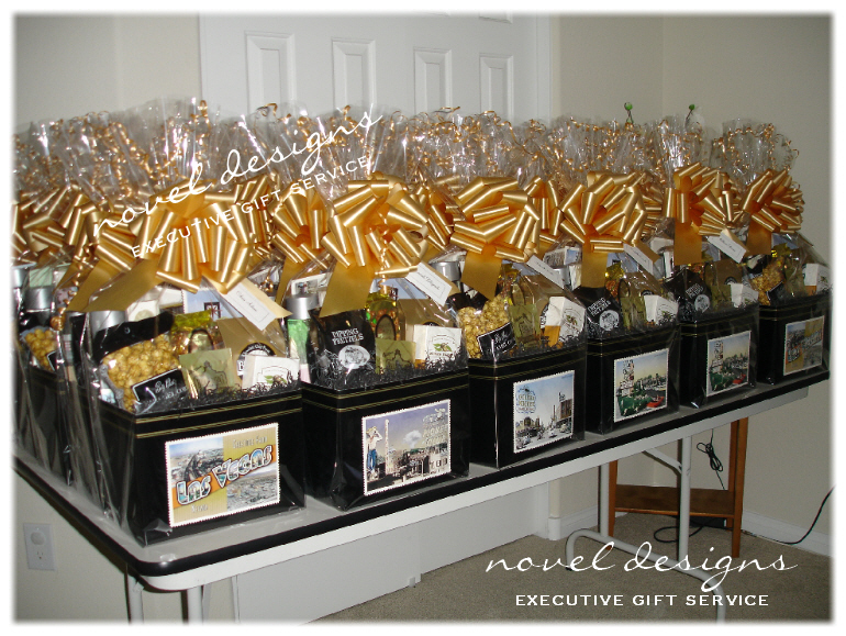 Baby Gift Baskets Las Vegas : Las vegas corporate conference convention event gift