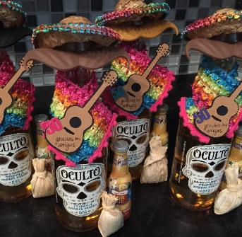 Novel Designs of Las Vegas Mexican Fiesta Party Favors